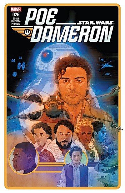 Star Wars – Poe Dameron #26 (2018)