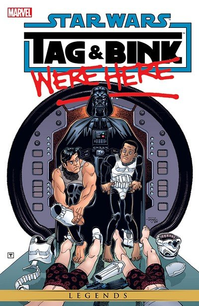 Star Wars – Tag & Bink Were Here (Marvel Edition) (2018)