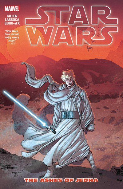 Star Wars Vol. 7 – The Ashes of Jedha (TPB) (2018)