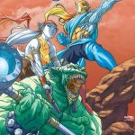 Starjammers Vol. 2 #1 – 6 (2004)