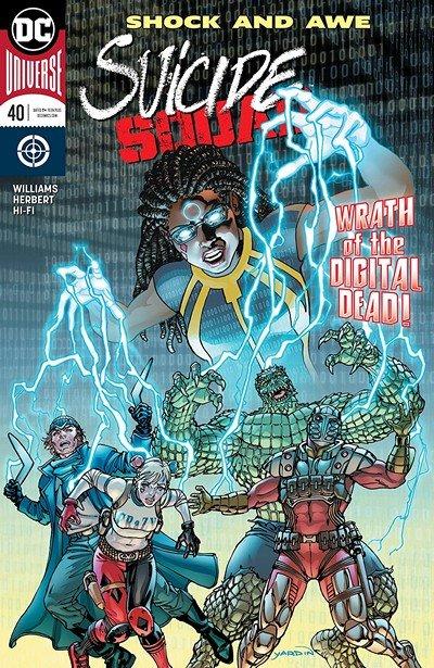Suicide Squad #40 (2018)