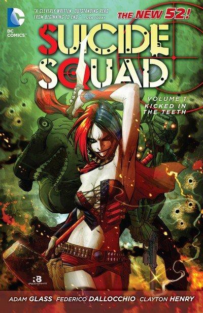 Suicide Squad Vol. 4 (New 52 TPB) – Vol. 1 – 5 (2011-2013)