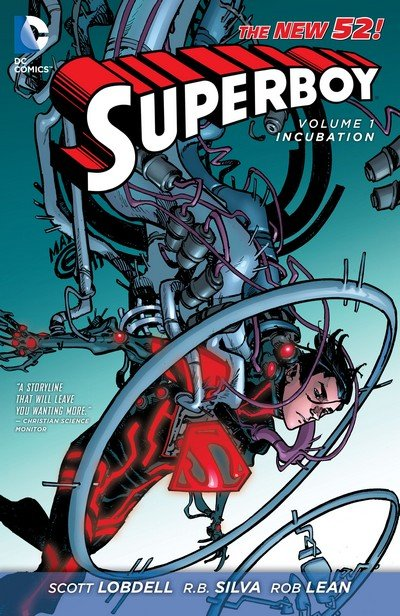 Superboy Vol. 5 (New 52 TPB) – Vol. 1 – 5 (2012-2015)