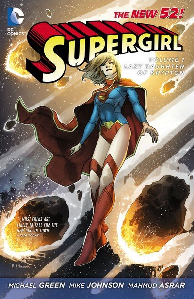 Supergirl Vol. 6 (New 52 TPB) – Vol. 1 – 6 (2012-2015)