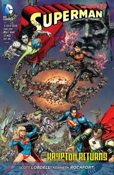 Superman – Krypton Returns (TPB) (2015)