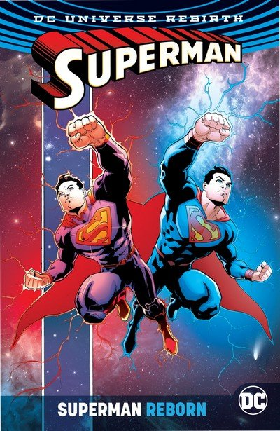 Superman Reborn (TPB) (2017)