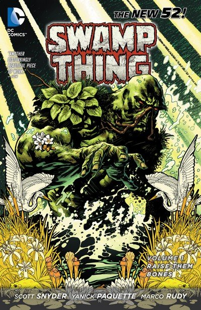 Swamp Thing Vol. 5 (New 52 TPB) – Vol. 1 – 7 (2012-2016)