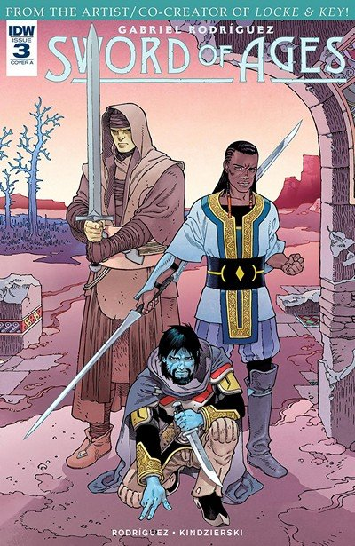 Sword Of Ages #3 (2018)