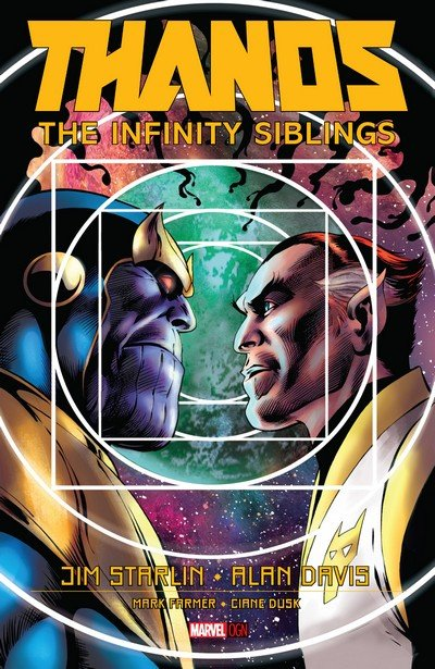 Thanos – The Infinity Siblings (2018)