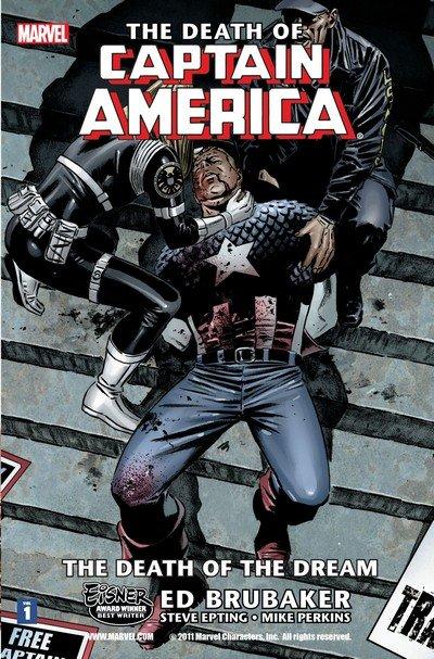 The Death Of Captain America Vol. 1 – 3 (TPB) (2008-2009)