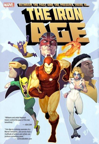 The Iron Age (2011) (HC)