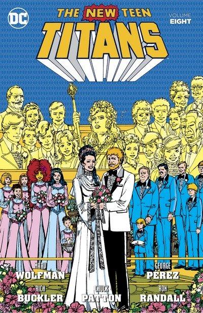 The New Teen Titans Vol. 8 (TPB) (2017)