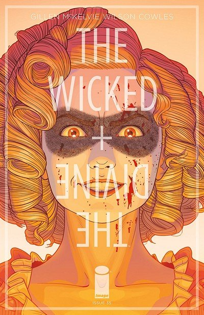 The Wicked + The Divine #35 (2018)