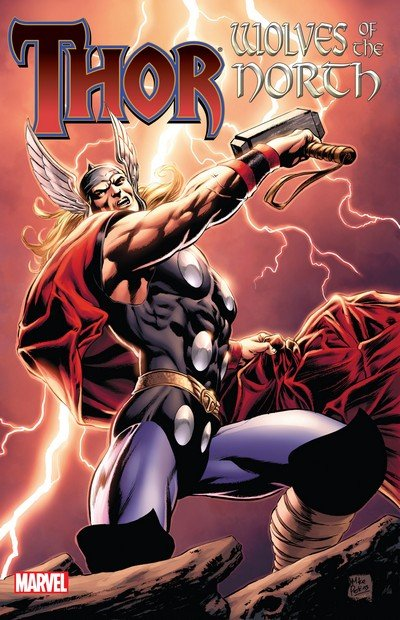 Thor – Wolves of the North Collection (TPB) (2011)