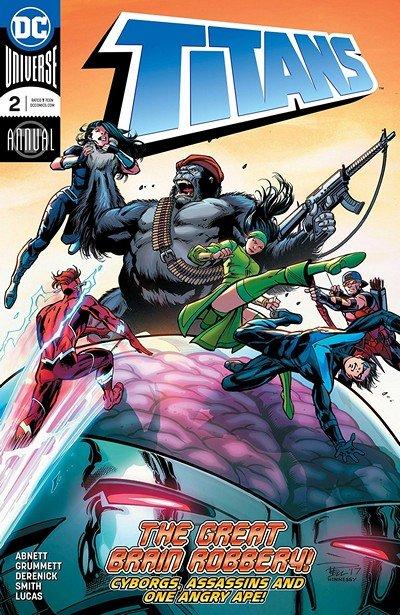 Titans Annual #2 (2018)