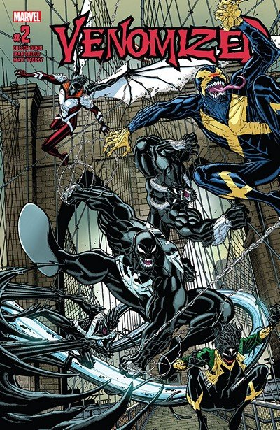 Venomized #2 (2018)