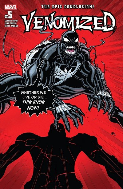 Venomized #5 (2018)