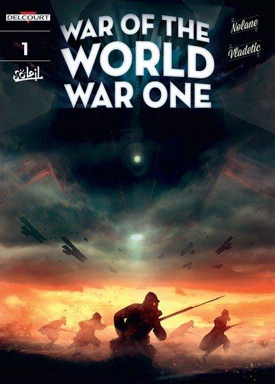 War of the World War One Vol. 1 – 3 (2016-2019)
