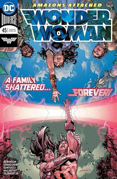 Wonder Woman #45 (2018)