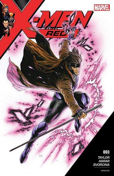 X-Men Red #3 (2018)