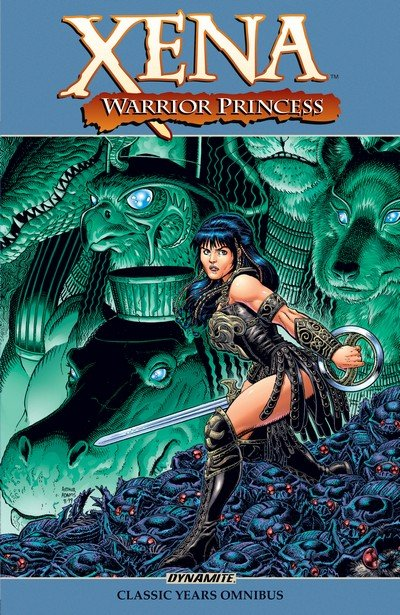 Xena – Warrior Princess Classic Years Omnibus Vol. 1 (2017)
