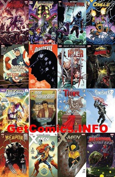 2018.05.16 Marvel Week+