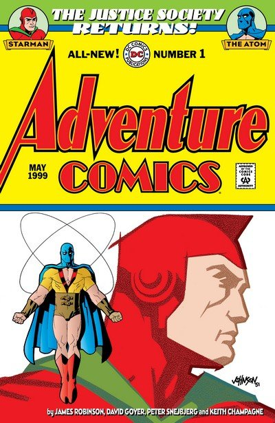 Adventure Comics #1 (1999)