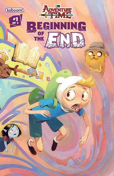 Adventure Time – Beginning Of The End #1 (2018)