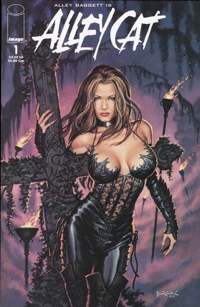 Alley Cat Vol. 1 #1 – 6 + Extras (1999-2000)