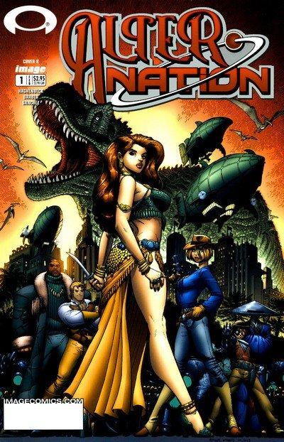 AlterNation #1 – 4 (2004)
