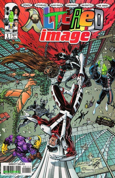 Altered Image #1 – 3 (1998)