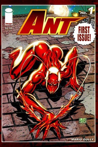 Ant Vol. 2 #1 – 11 (2005-2007) (Image Comics)
