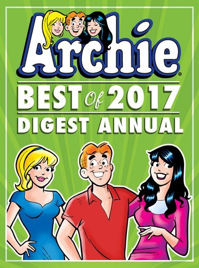 Archie – Best of 2017 Digest Annual (TPB) (2017)