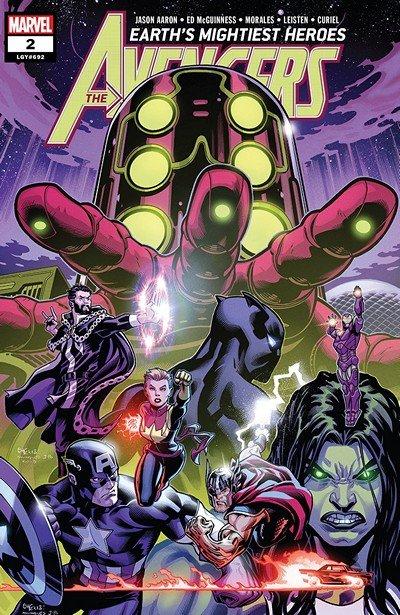 Avengers #2 (2018)
