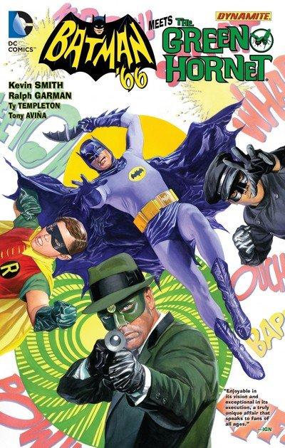 Batman '66 Meets The Green Hornet (TPB) (2015)