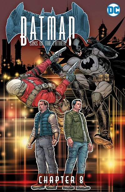 Batman – Sins Of The Father #8 (2018)