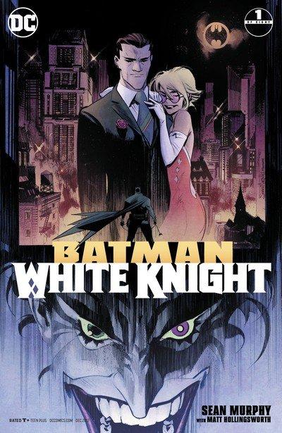 Batman – White Knight #1 – 8 (2017-2018)