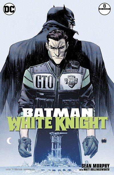 Batman – White Knight #8 (2018)