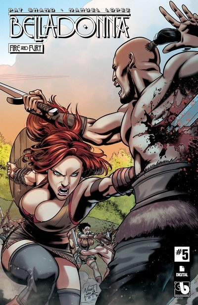 Belladonna – Fire and Fury #5 (2018) (ADULT)