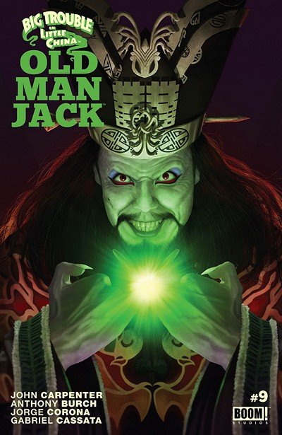 Big Trouble In Little China – Old Man Jack #9 (2018)