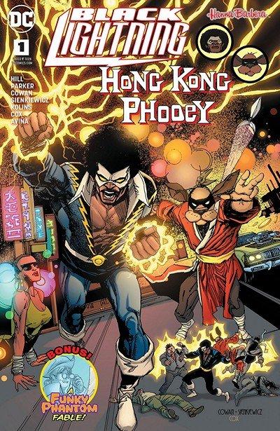 Black Lightning – Hong Kong PHOOEY Special #1 (2018)