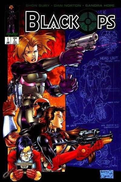 Black Ops #1 – 5 (1996)