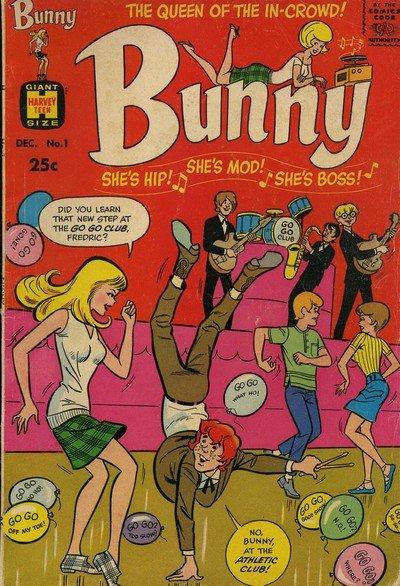 Bunny #1 – 21 (1966-1976)