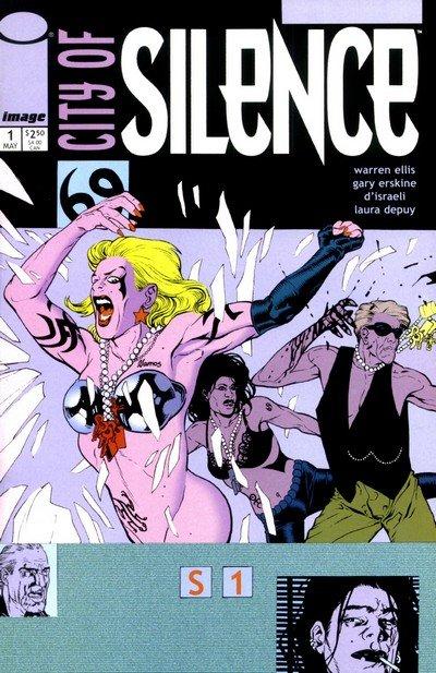 City Of Silence #1 – 3 (2000)