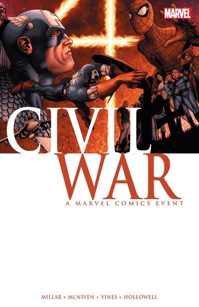 Civil War (TPB) (2007)