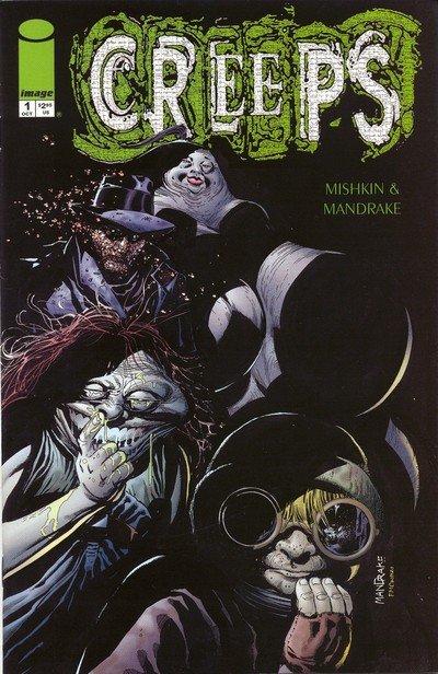 Creeps #1 – 4 (2001)