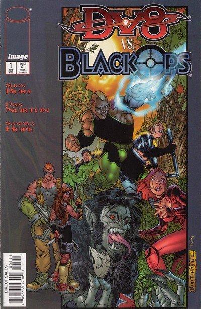 DV8 VS Black Ops #1 – 3 (1997)