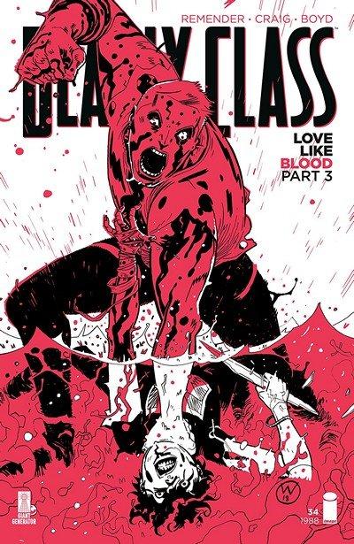 Deadly Class #34 (2018)