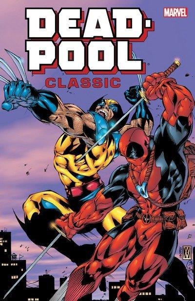 Deadpool Classic Companion Vol. 1 – 2 (2015-2018)