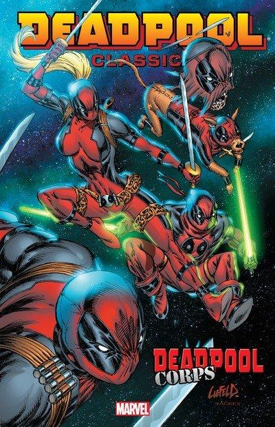Deadpool Classic Vol. 12 – Deadpool Corps (TPB) (2015)